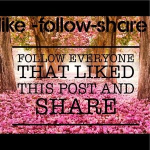 Follow game.  let's keep growing together